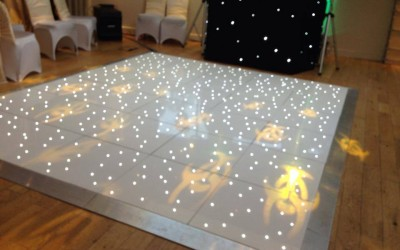 Floor LED WHite