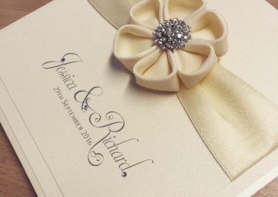 Tammy Blossom Invitation