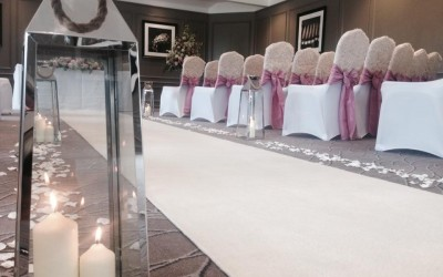 Weding at The Belfry