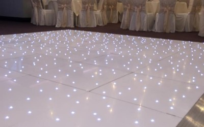 LED Dance Floor The Moat House