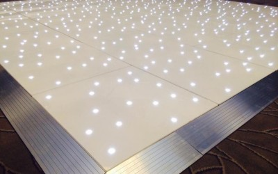led dabce floor