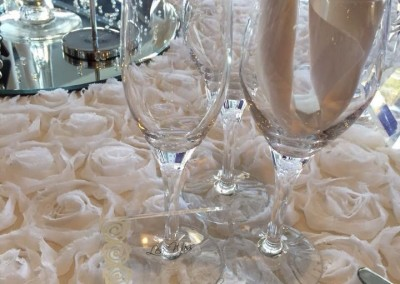 Rose Table Cloths