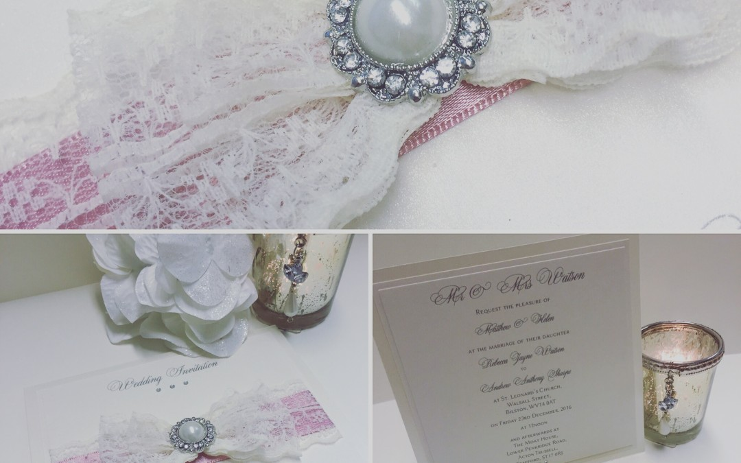 Luxury Bespoke Invitations
